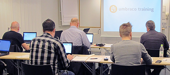 Umbraco -training