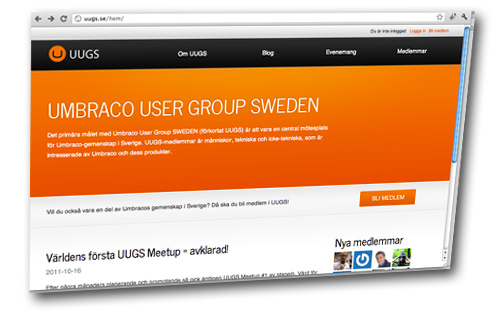 Umbraco User Group